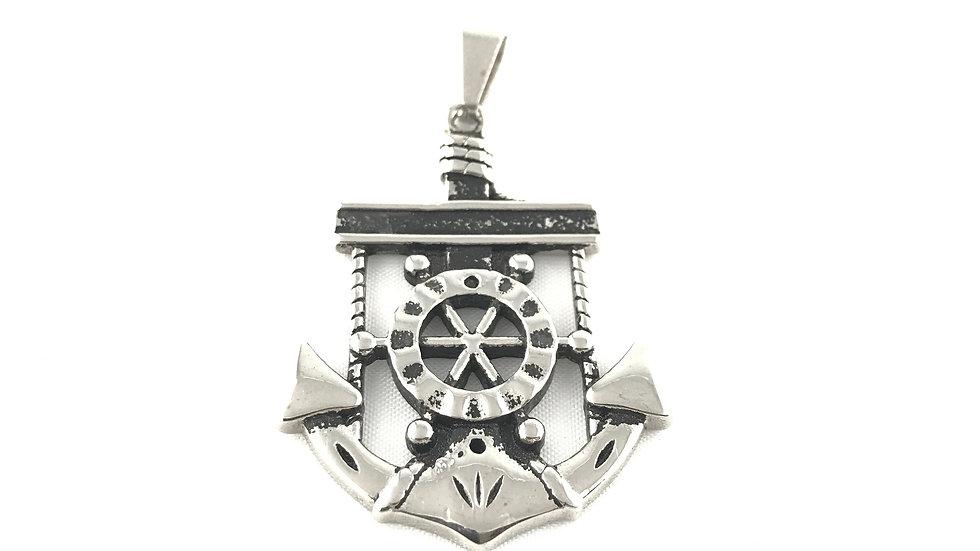 Anchor Pendant 23