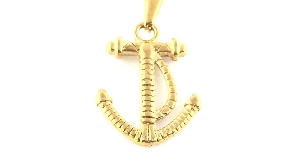 Anchor Pendant 1