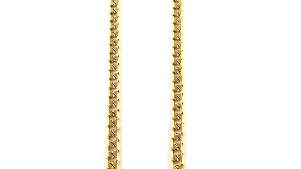 Gold Extended Cuban Link