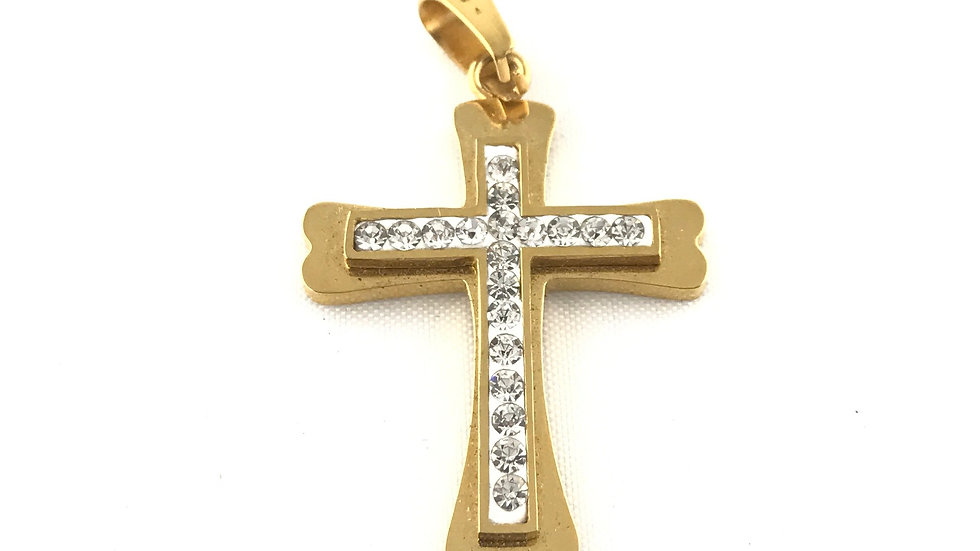 Cross Pendant 45