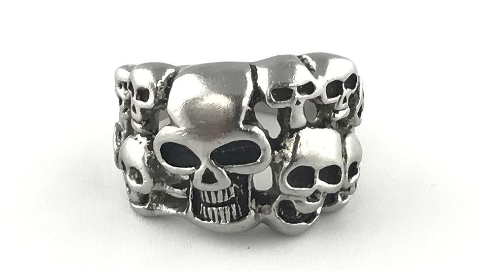 Skull Ring 2