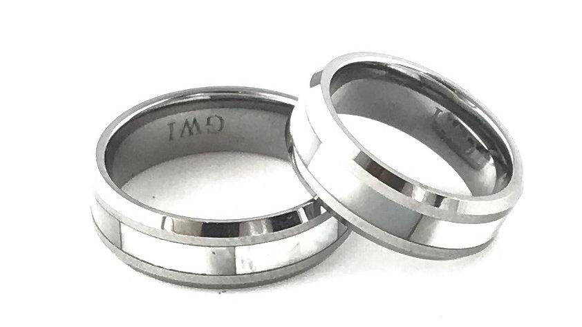 Tungsten Ring 10