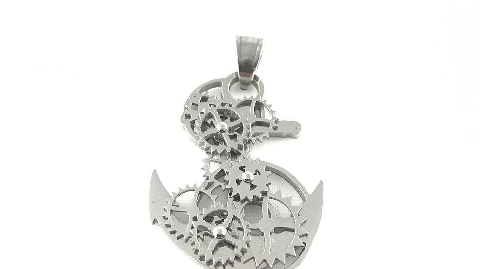 Anchor Gears Pendant