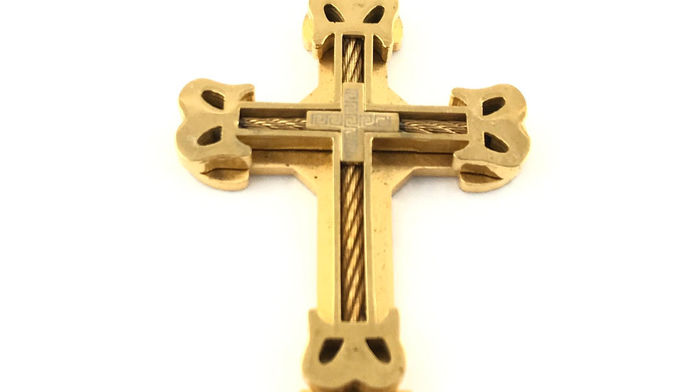 Cross Pendant 1
