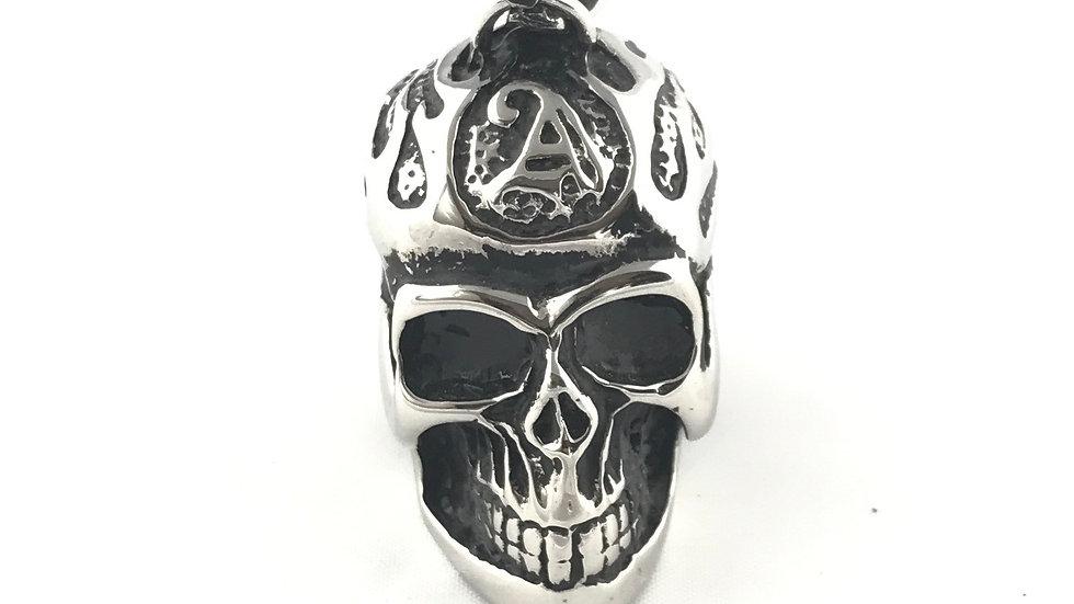 Skull Pendant 5