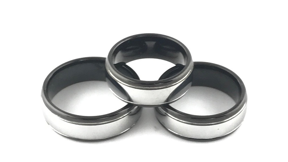Tungsten Ring 9