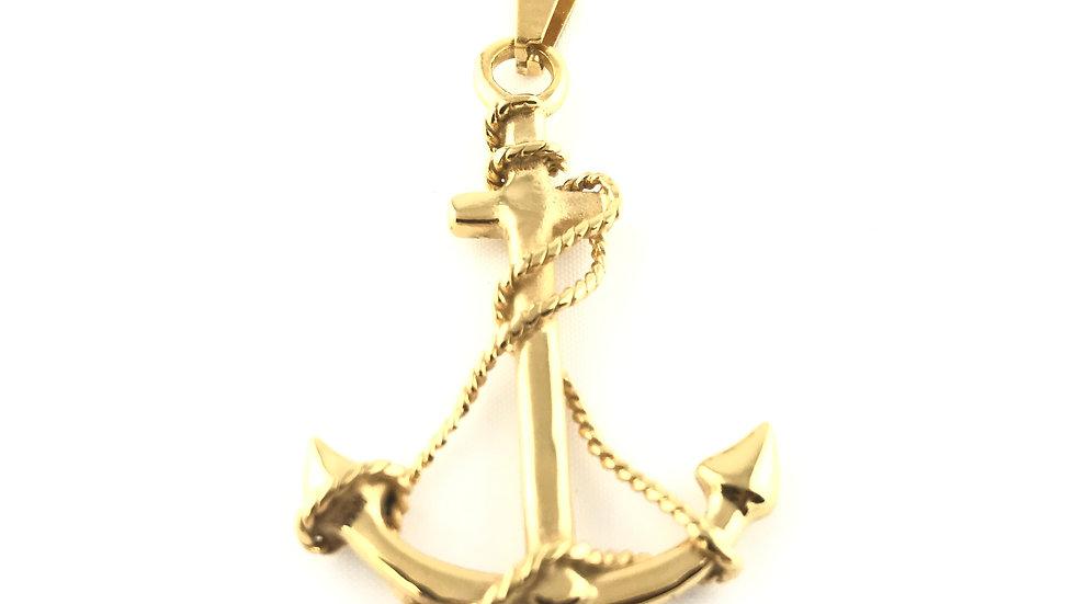 Anchor Pendant 9