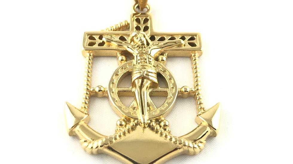 Anchor Pendant 22
