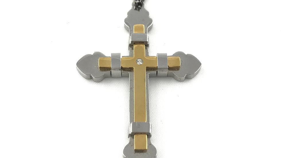 Cross Pendant 12