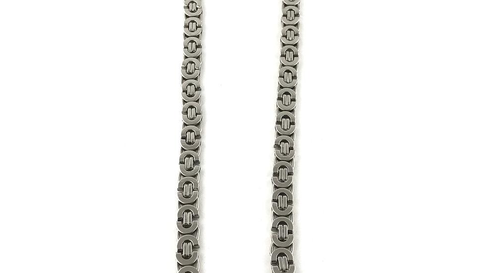 Silver Flat Byzantine