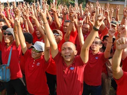 Employee Gathering Bayu Buana Gemilang Group