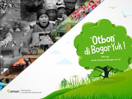 Jemari Bentuk Unit Bisnis Layanan Outbound Bogor