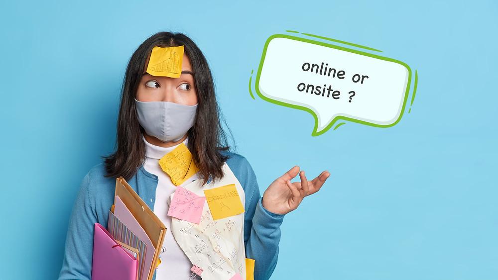 gathering offline