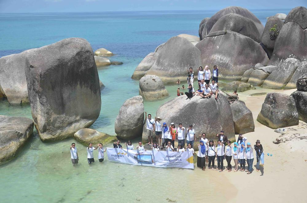 mandiri dplk wisata belitung