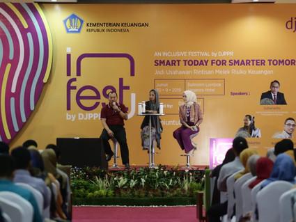 InFest 2019 Start Di Kota Mataram
