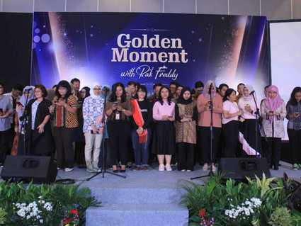 Golden Moment With Pak Freddy, A Farewell Moment