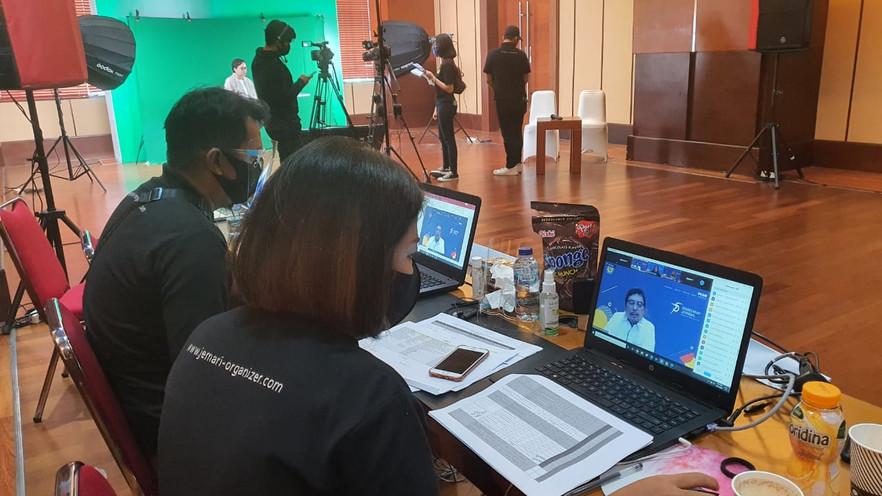 Jemari Kelola Rapat Online Kemenkeu