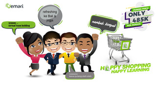 Paket Hemat Virtual Team Building Jakarta