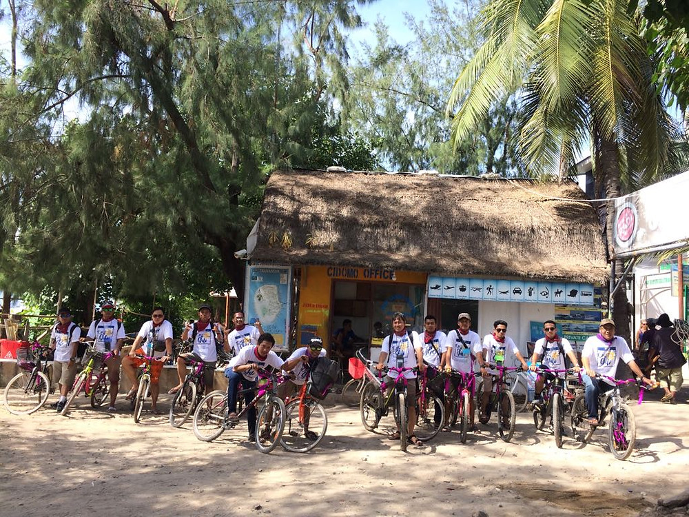 outbound di lombok