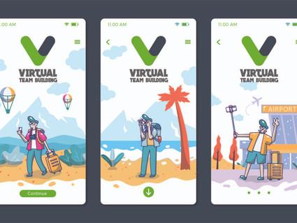 Virtual Team Building Indonesia Keliling Nusantara