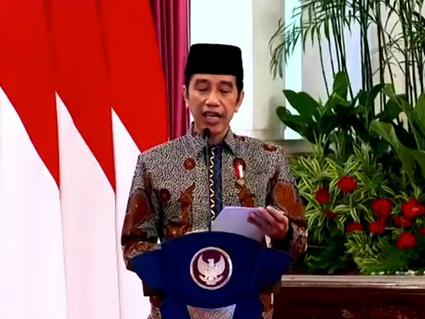 Hybrid Event GNWU Dan BES Bersama Presiden Jokowi