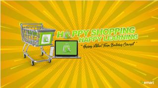 Konsep Virtual Team Building Ala Shopping