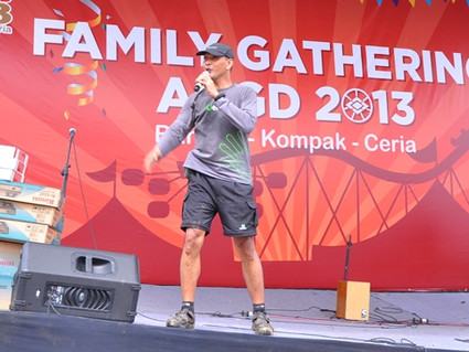 Family Gathering Asahimas Cikampek