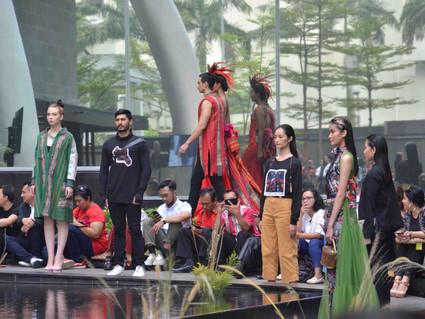 Jemari Kelola Event Fashion Show