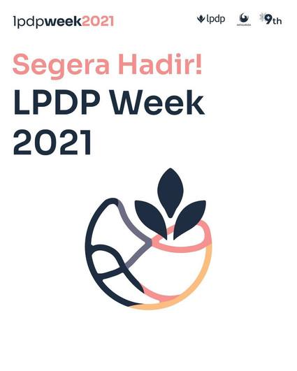 LPDP Week 2021 Siap Digelar