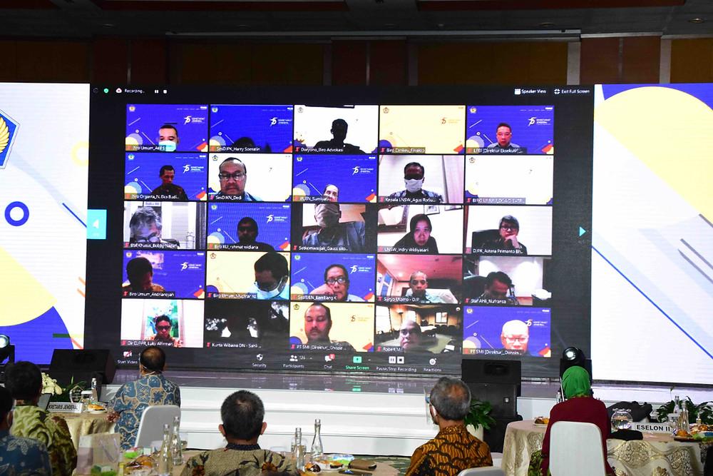 gathering virtual