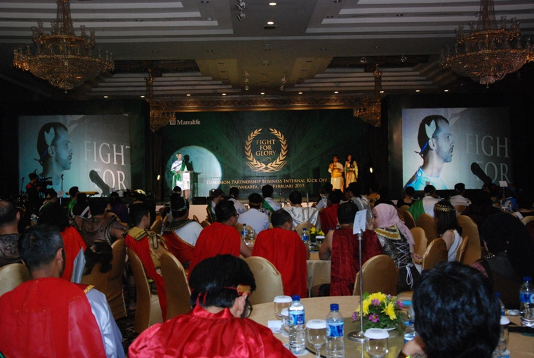 Manulife PB Danamon Kick Off 2015 - 2.jpg
