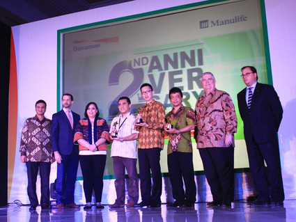 2nd Anniversary Danamon Manulife