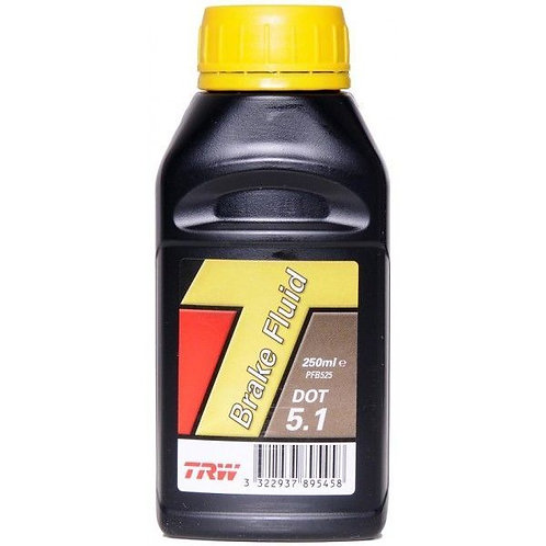 TRW Brake Fluid DOT 5.1 250ml