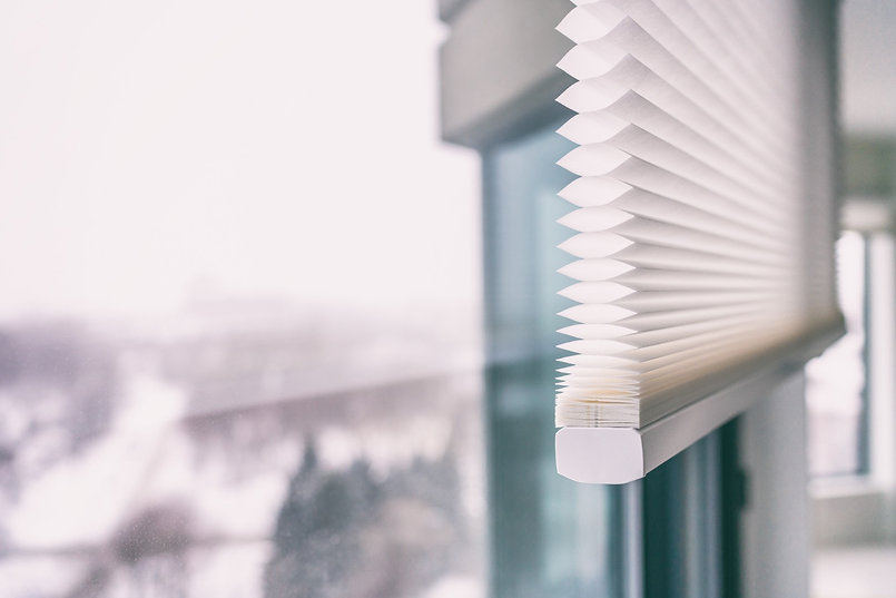 Honeycomb Blinds, blinds, window blinds, blinds canada, canada blind, motorized blinds, smart blinds, window blinds and shades