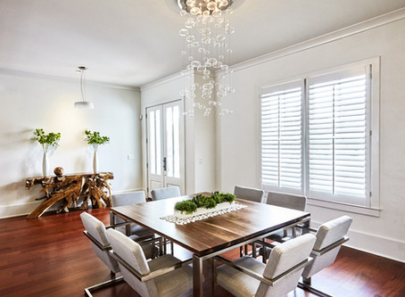 California Shutters | The most Energy-saving part of your home