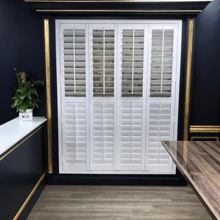 Folding 4 Panel Window Shutters