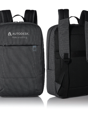 """Corporate 15.6"""" Tucano Loop Backpack"""
