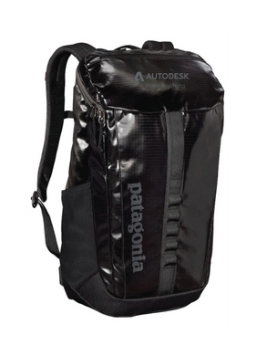Branded Corporate Patagonia Black Hole 32L Backpack