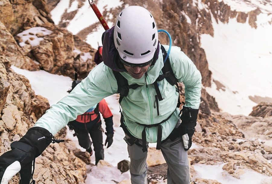 Branded Mountain Hardware Gear