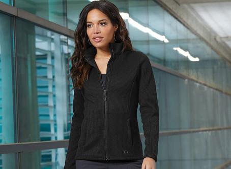 OGIO Ladies Grit Fleece Jacket