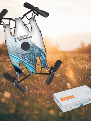 InfraWorks Flyington™ Selfie Drone
