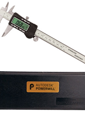 PowerMill 3-Way Electronic Digital Caliper