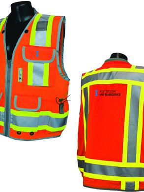 Infraworks Safety Vest