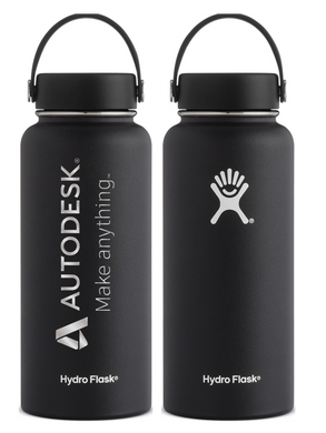 Corporate 32oz Hydro Flask Wide Mouth Bottle