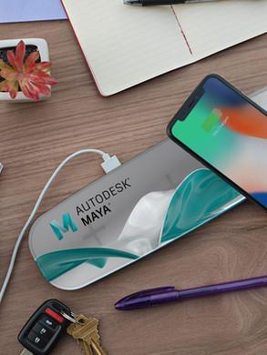 Maya Boltron™ Wireless Charging Pad