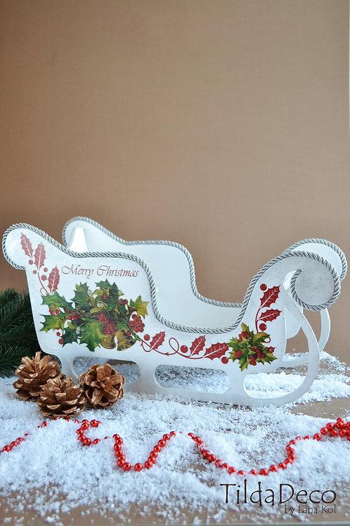 Рождественские Сани (большие)