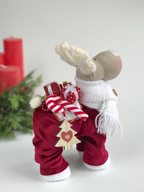Рождественский олень Риччи