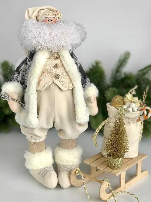 Винтажный Санта Клаус (коллекция 2018)