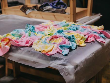 Dye House Techniques Explained.