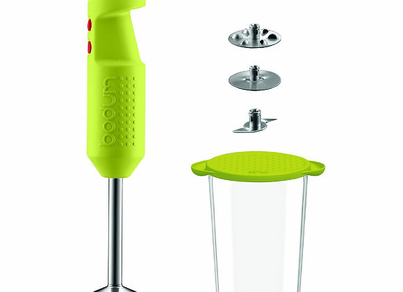 Bodum Bistro Stick Blender- Lime Green